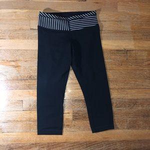 Lululemon Yoga Pants - 3 pair Size 6